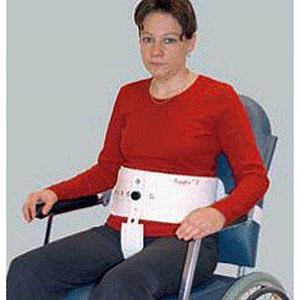SEGUFIX-Sitzgurt 7250 mit Schrittgurt und Magnetverschluss