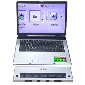 Braillezeile InfoDot 40 multi