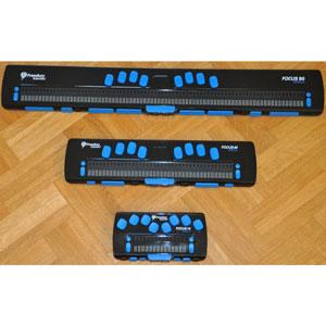 Braillezeile Focus Blue 80 / 40 / 14