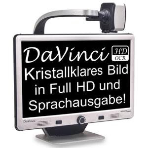 Bildschirmlesegerät DaVinci Pro