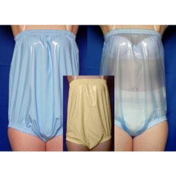 PVC-Hose, Schlüpfer, Langform, für schwere Inkontinenz