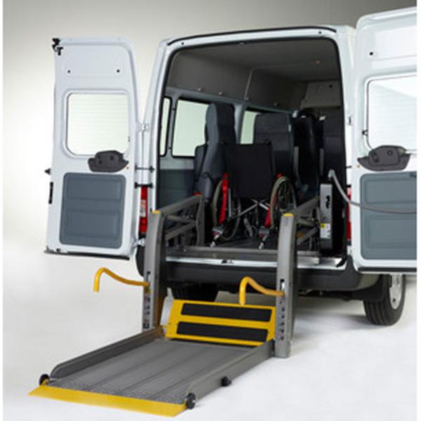 Rollstuhllift AL1 Solid