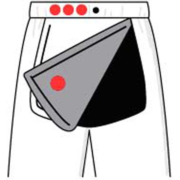 Technische Zeichnung: Verschließen