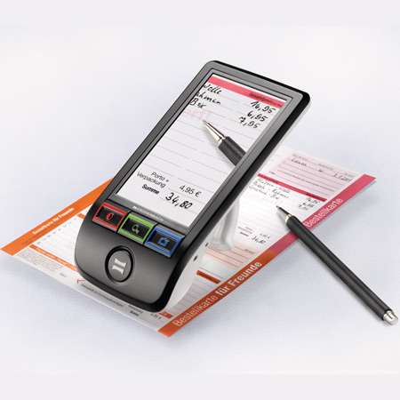Elektrische Lupe smartlux DIGITAL