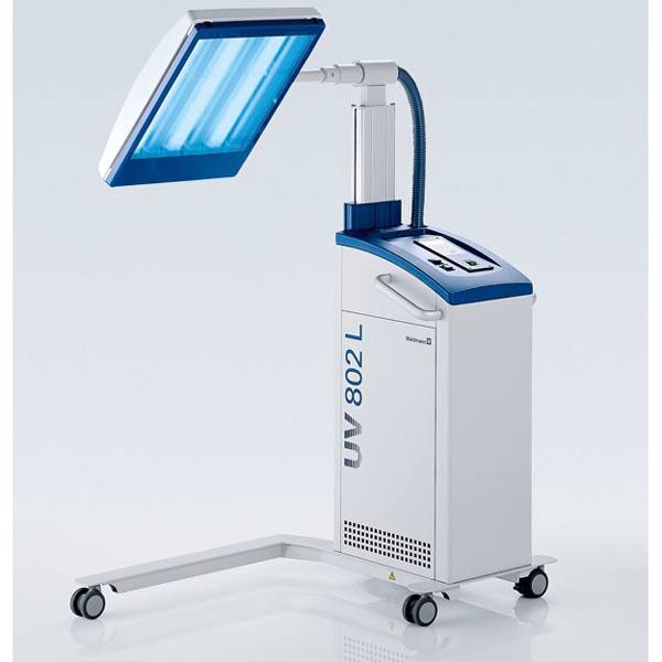 Teilkörper UV Therapiesystem UV 802 L