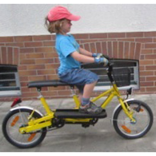 Kinder-Cuddlebike
