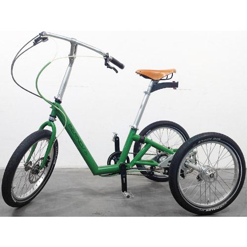 Dreirad Pickup