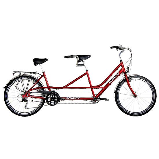 Zweirad-Tandem Rothenburg