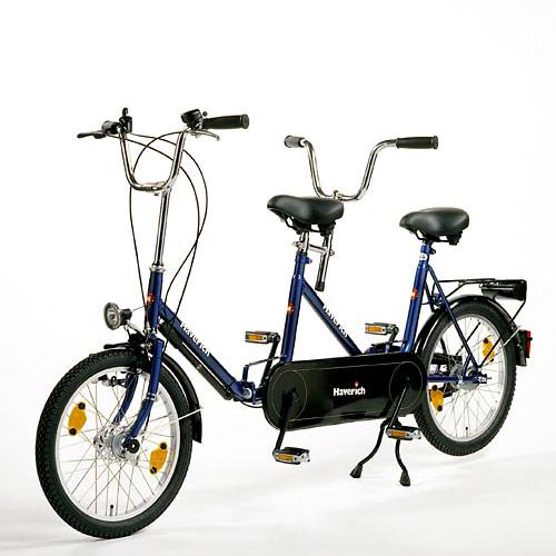 Haverich-Zweirad-Tandem 20 Zoll EW
