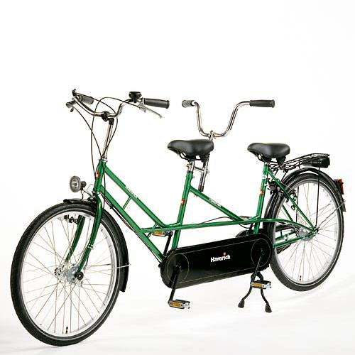 Zweirad-Tandem 26 Zoll