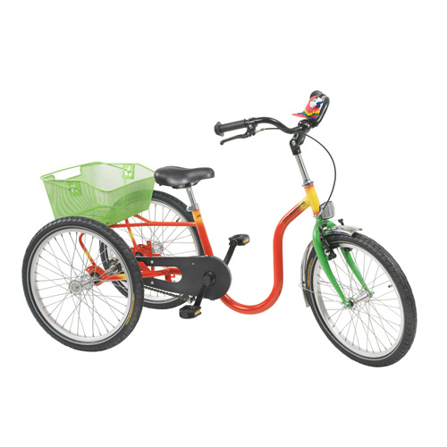 Kinderrad 20  mit U-Rahmen