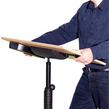 rolls comfort plus, Pultplattenverstellung