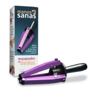 Massagegerät, Manos Sanas - Gesunde Hände
