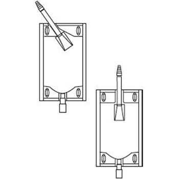 Urin-Beinbeutel - 500 ml