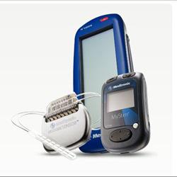 Stimulator mit Teilimplantaten, RestoreSensor- Geräte