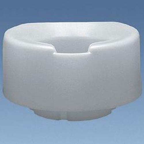 Toilettensitzerhöhung bis 600 kg - 15 cm
