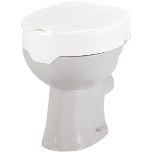 Molett Toilettensitzerhöhung mit Deckel