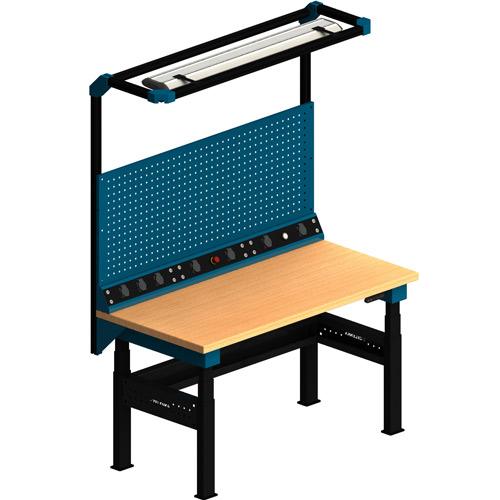 FlexLine - mit Stecksystem, blau