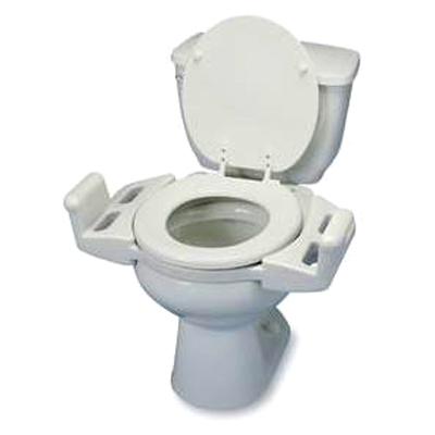 Sitzerhöhung Toilette, bis 182kg