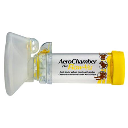 AeroChamber Plus Flow Vu