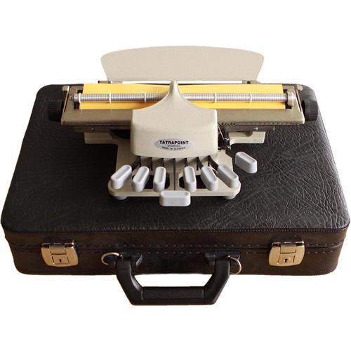 Blindenschriftmaschine Tatrapoint Standard