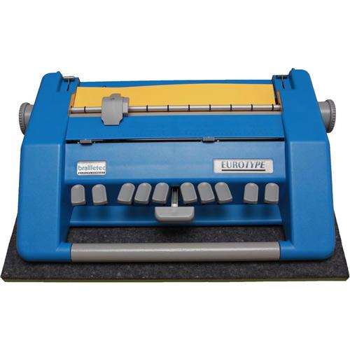 Eurotype Punktschriftmaschine