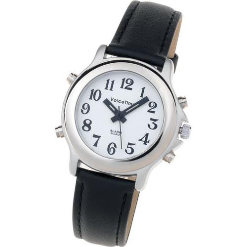 Sprechende Armbanduhr Voice Time Lady