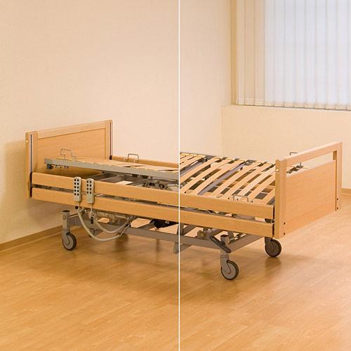 Pflegebett dekubia