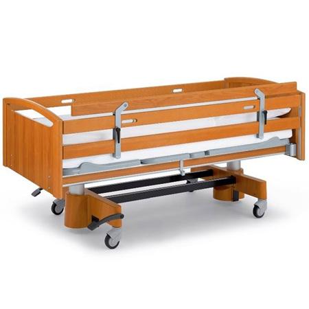 Seitengitter, Holz