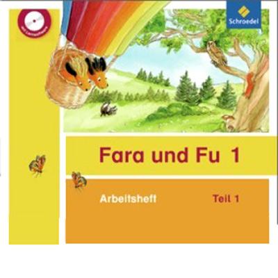 Lernsoftware Fara und Fu Ausgabe 2013 Arbeitshefte 1 und 2