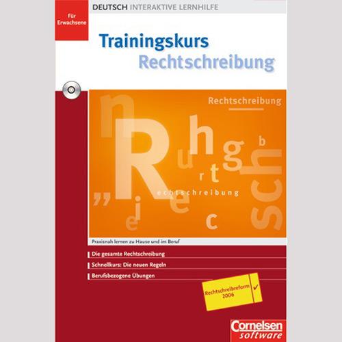 Trainingskurs Rechtschreibung