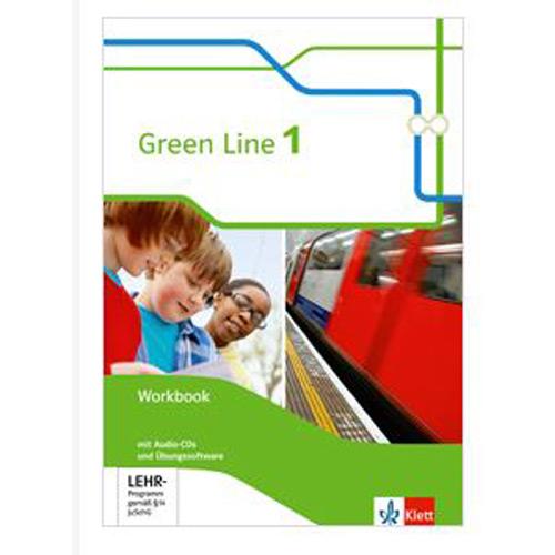 Green Line 1 - Workbook 5. Klasse