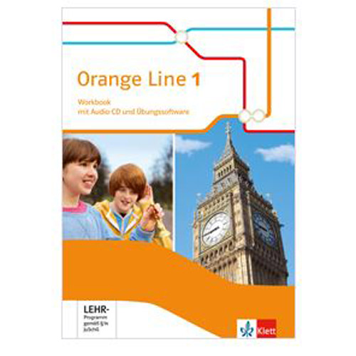 Orange Line 1 - Workbook Klasse 5