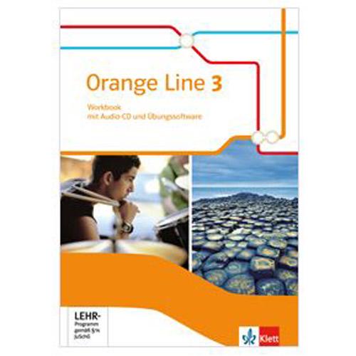 Orange Line 3 - Workbook Klasse 7