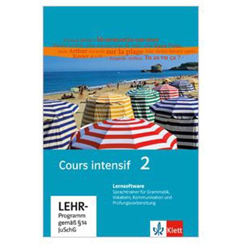 Lernsoftware Cours Intensif Französisch