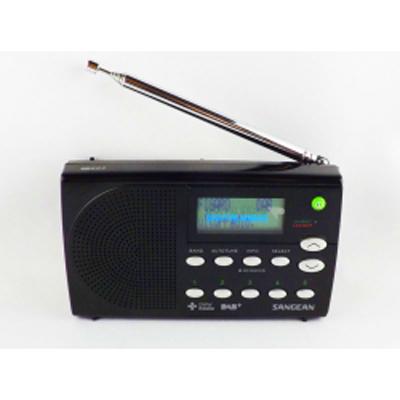 Tragbares Digitalradio Sangean DPR-65