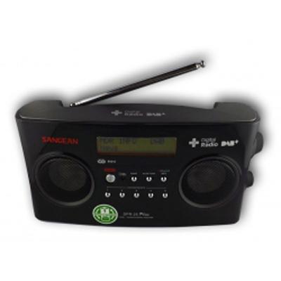 Digitalradio Sangean DPR-25 +