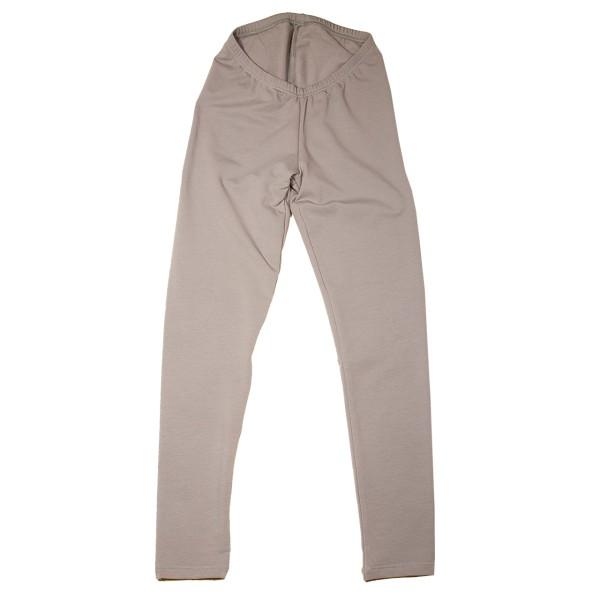 Leggings aus Sweatshirtstoff