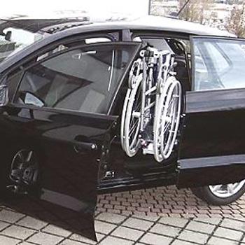 Rollstuhl-Ladehilfe EDAG