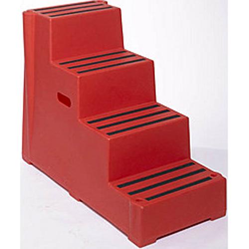 Aufstiegshilfe Horseblock 4 Stufen