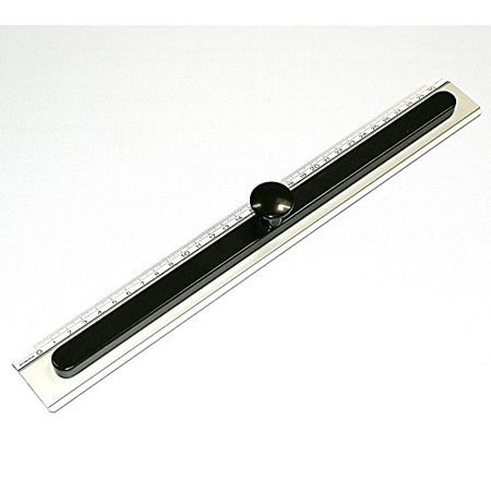 Lineal für Einhänder, 40 cm