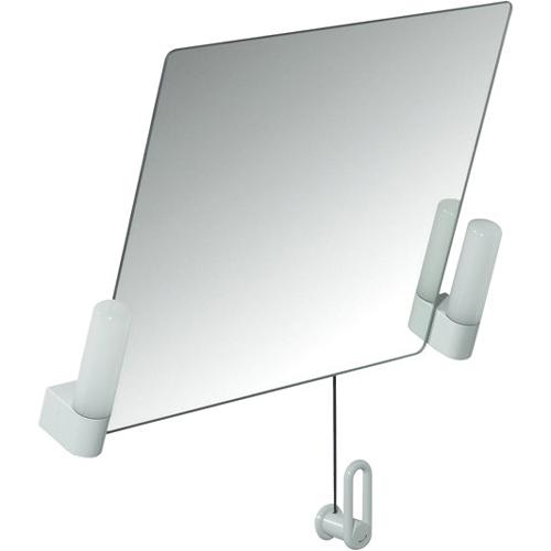 HEWI Kippspiegel mit Beleuchtung