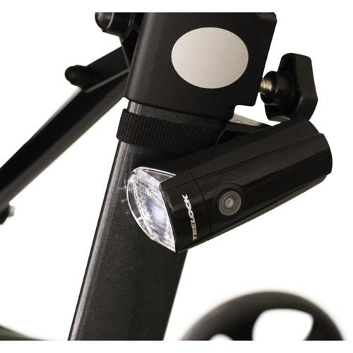 Beleuchtung zum Rollator