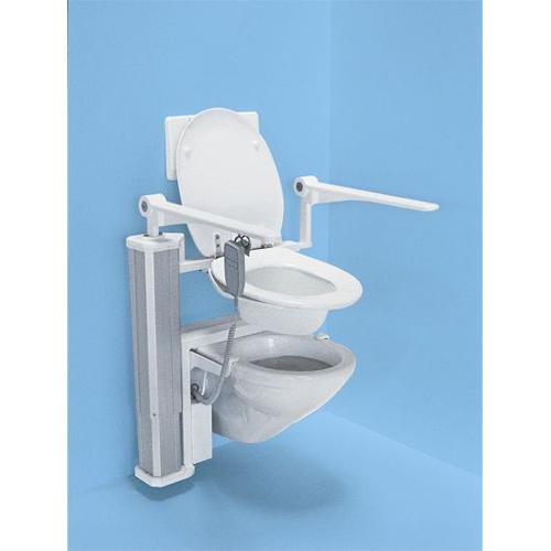 Eastin toiletten aufstehhilfe toilettensitze mit eingebauter hebevorrichtung zum aufstehen - Stuhlfabrik braun ...