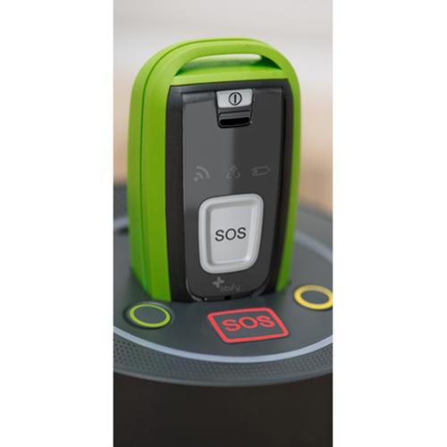 Mobilteil mit SOS-Knopf