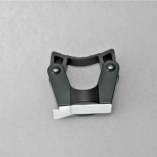Gehstützenhalterung mit Powerstrip Befestigung, Tool-Flex
