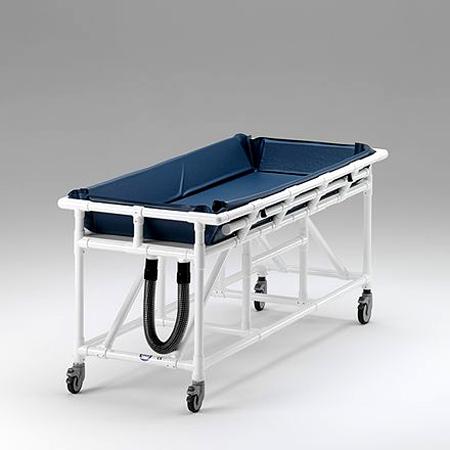 UDL 1500 Dusch- und Transportliege
