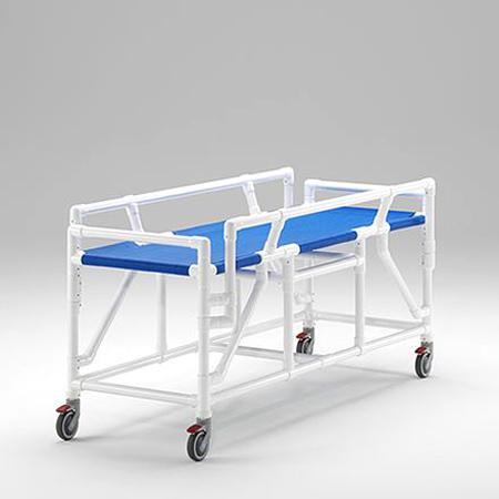 Dusch- und Transportliege TL 500 S