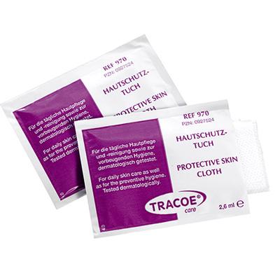 TRACOE care, Hautschutztuch