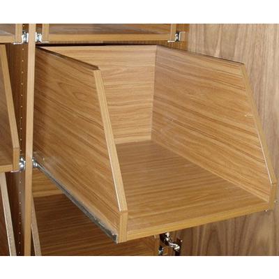 Schranksystemen mit ausziehbaren Einlegeböden